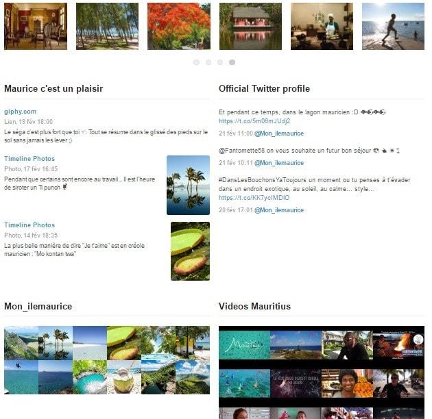 Lancement d une newsroom pour l le maurice en france office du tourisme de l 39 ile maurice - Ile maurice office du tourisme ...