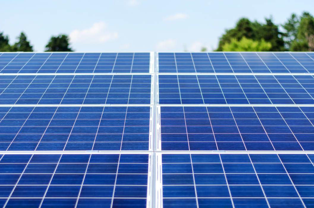 Historisk lave tilbud i udbud af støtte til solceller - Energistyrelsen