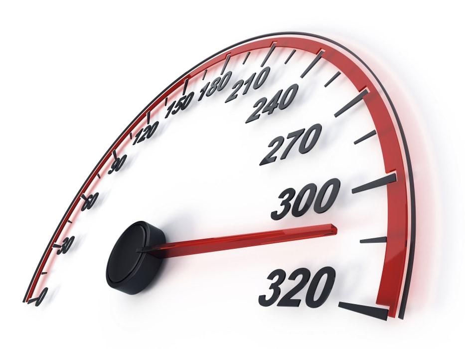 you see bredbånd hastighedstest