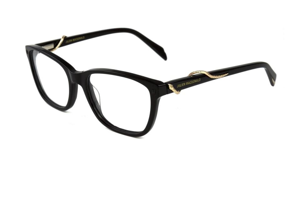 All eyes on Julien Macdonald OBE as his debut eyewear ...