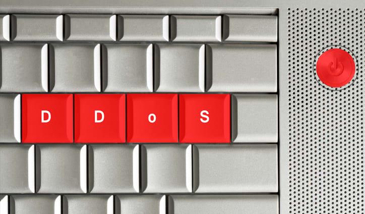 DDoSista päivää - IBM Finland