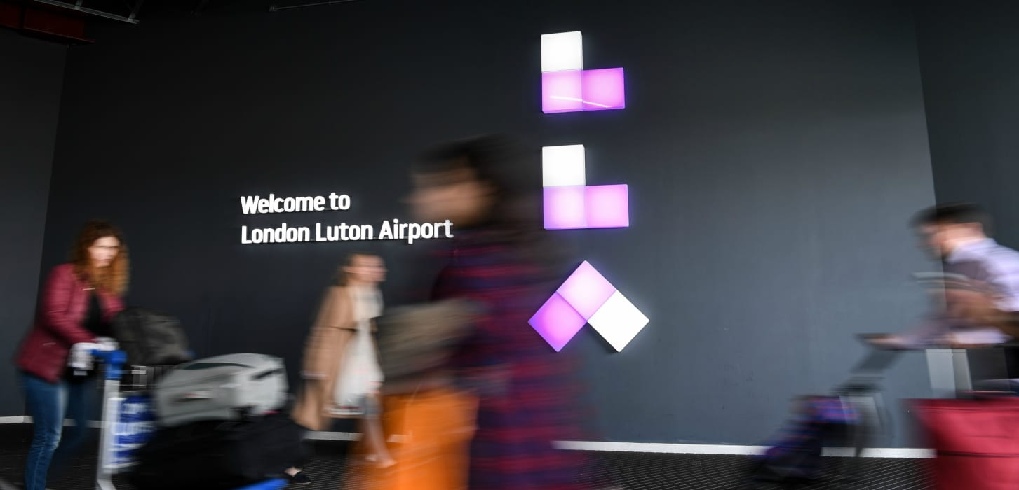 Luton Mid Term Parking >> Easter Travel Tips - London Luton Airport