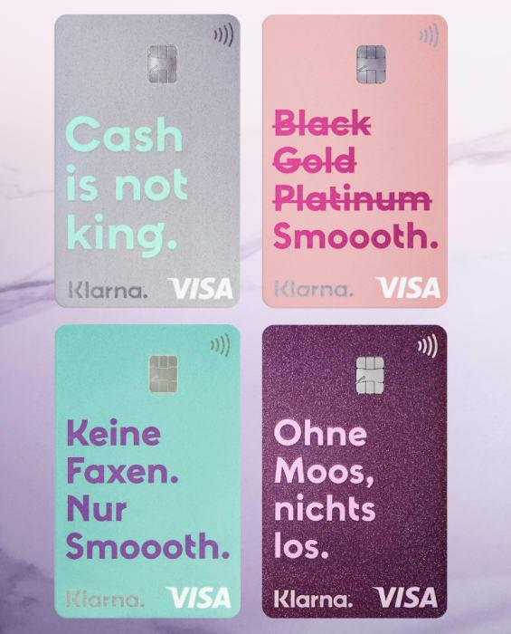 Klarna Card Limit