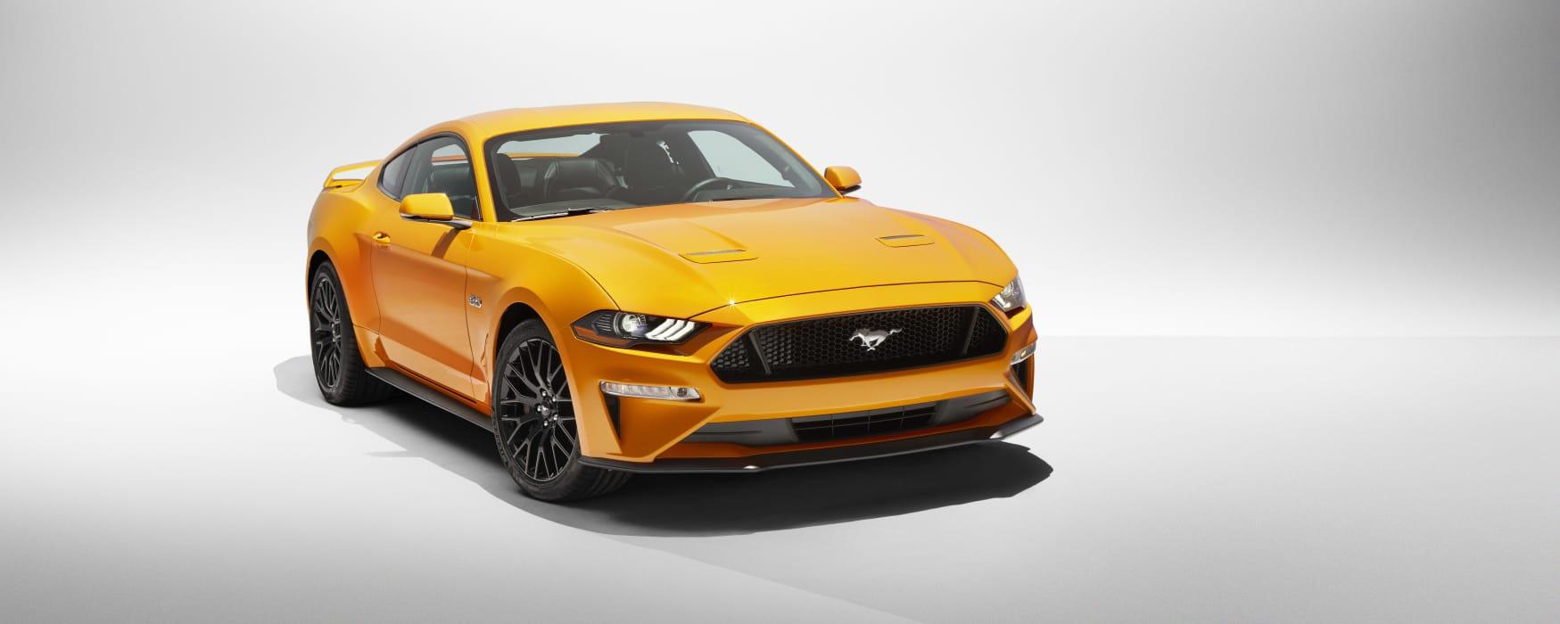 Ford Pr Senterer Ny Mustang 2018 Ford Motor Company