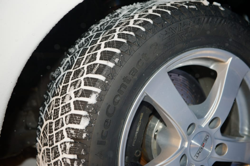 Continental IceContact 2 KD SSR 205/60 R16 92T