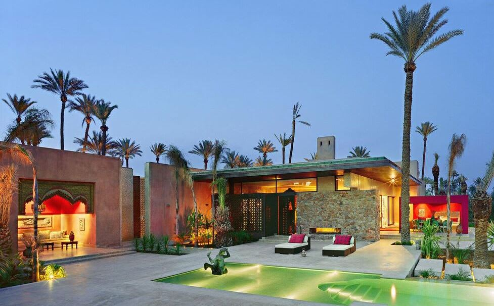 The most exclusive hideaway in marrakech opens up as a for Five star boutique