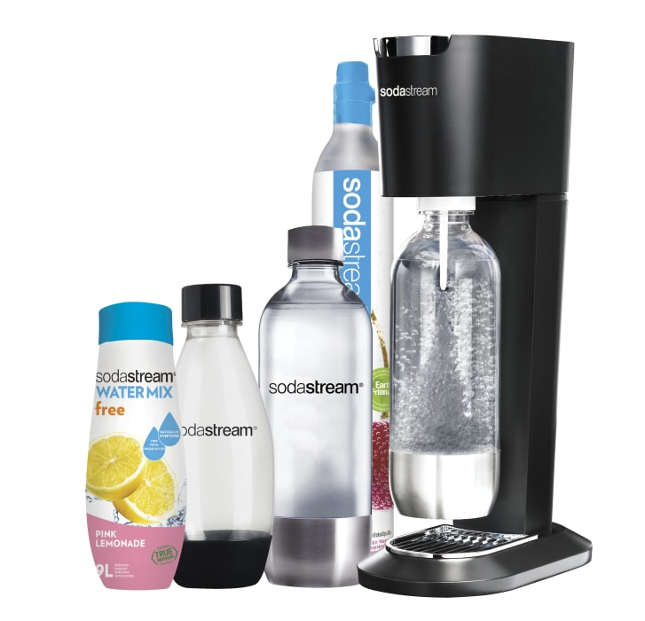 Sodastream Genesis Megapack Clas Ohlson Oy