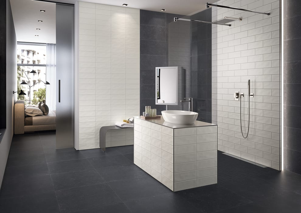 Villeroy boch tiles new products 2017 collection urbantones villeroy boch - Swarovski fliesen ...