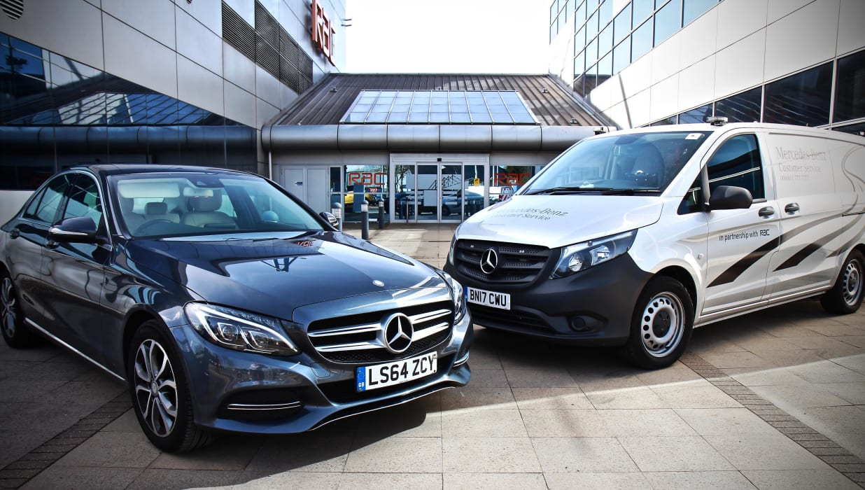 mercedes benz appoints rac as its new roadside assistance partner. Cars Review. Best American Auto & Cars Review