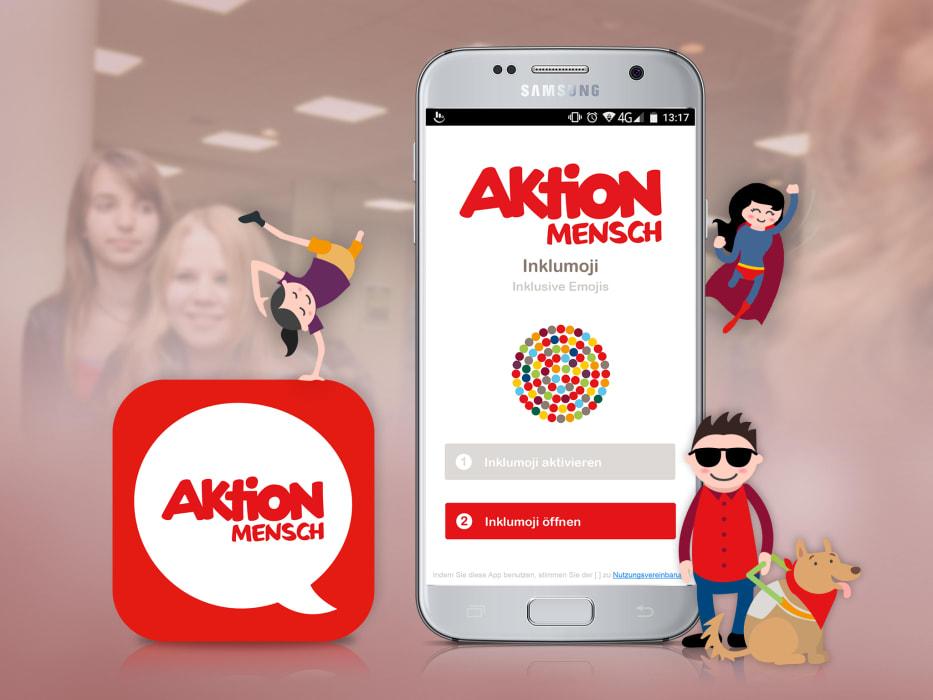 Aktion Mensch App
