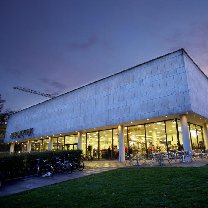 växjö stadsbibliotek