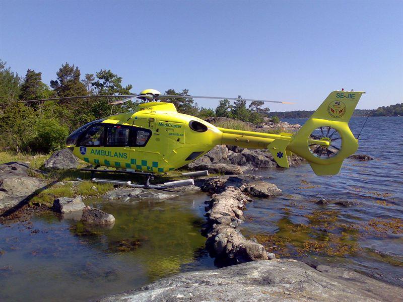 Scandinavian Medicopter flyger vidare med fler kunder