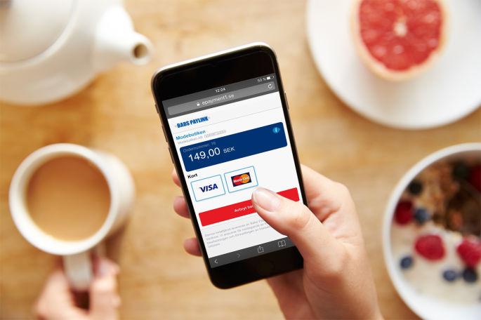 Starweb först ut med Babs Paylinks betallösning för e-handel 2