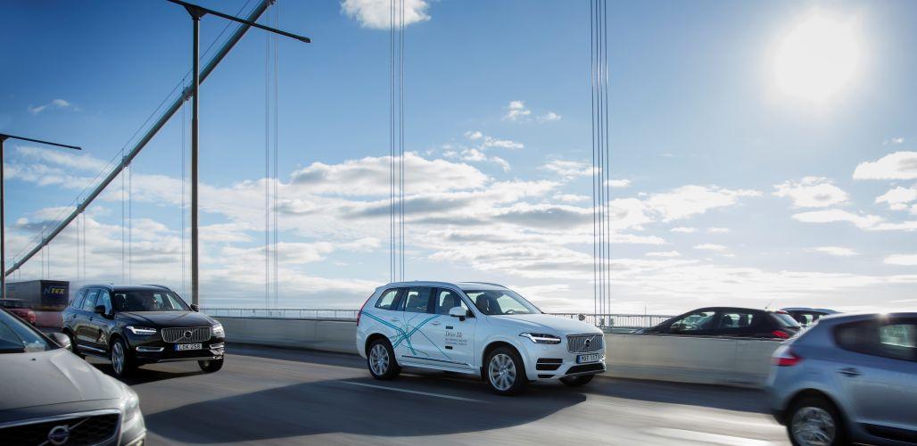 Volvo Cars och Uber utvecklar självkörande bilar tillsammans 2