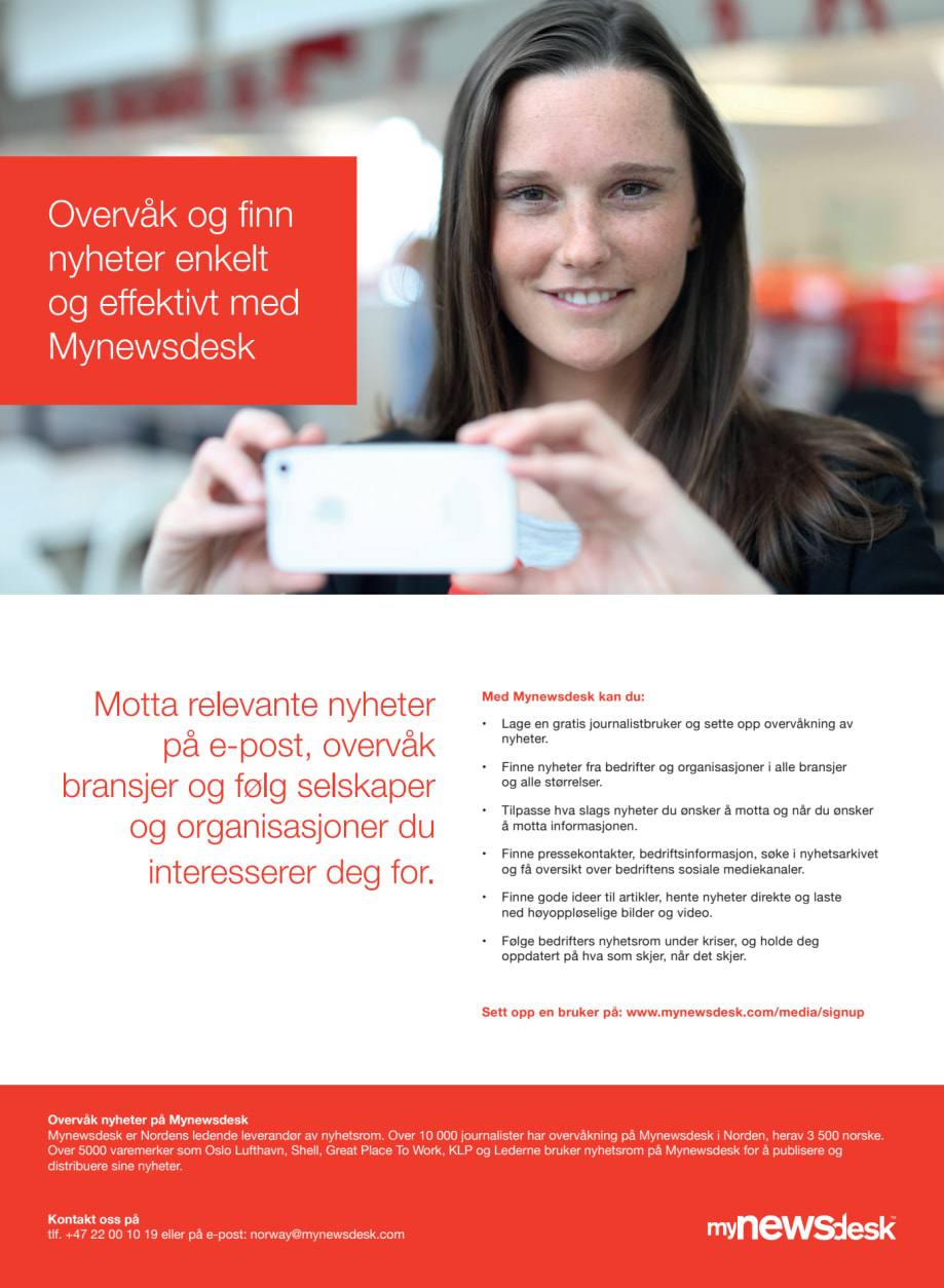 Mynewsdesk Gratis