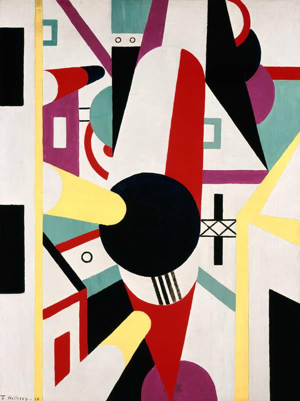 nord-europeiske kunstnere med stor innflytelse i paris