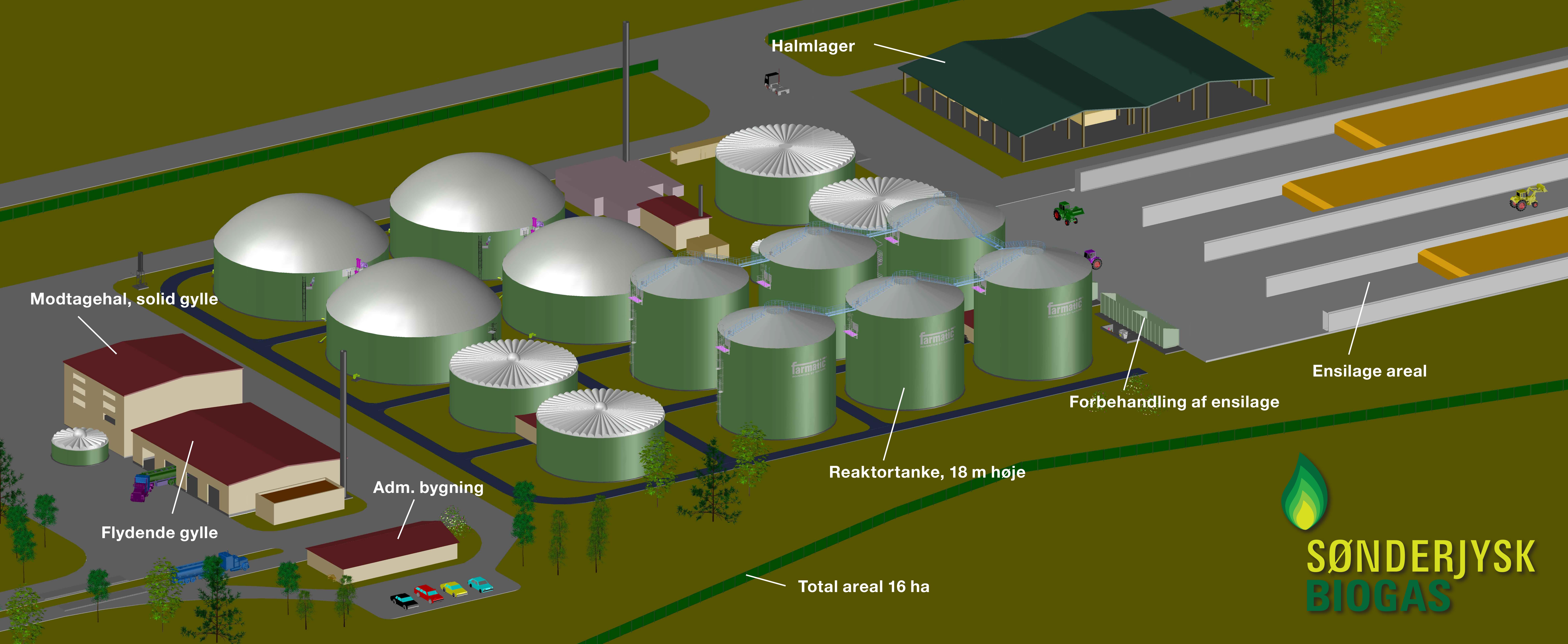 E.ON bygger en av världens största biogasanläggningar - E.ON Sverige AB