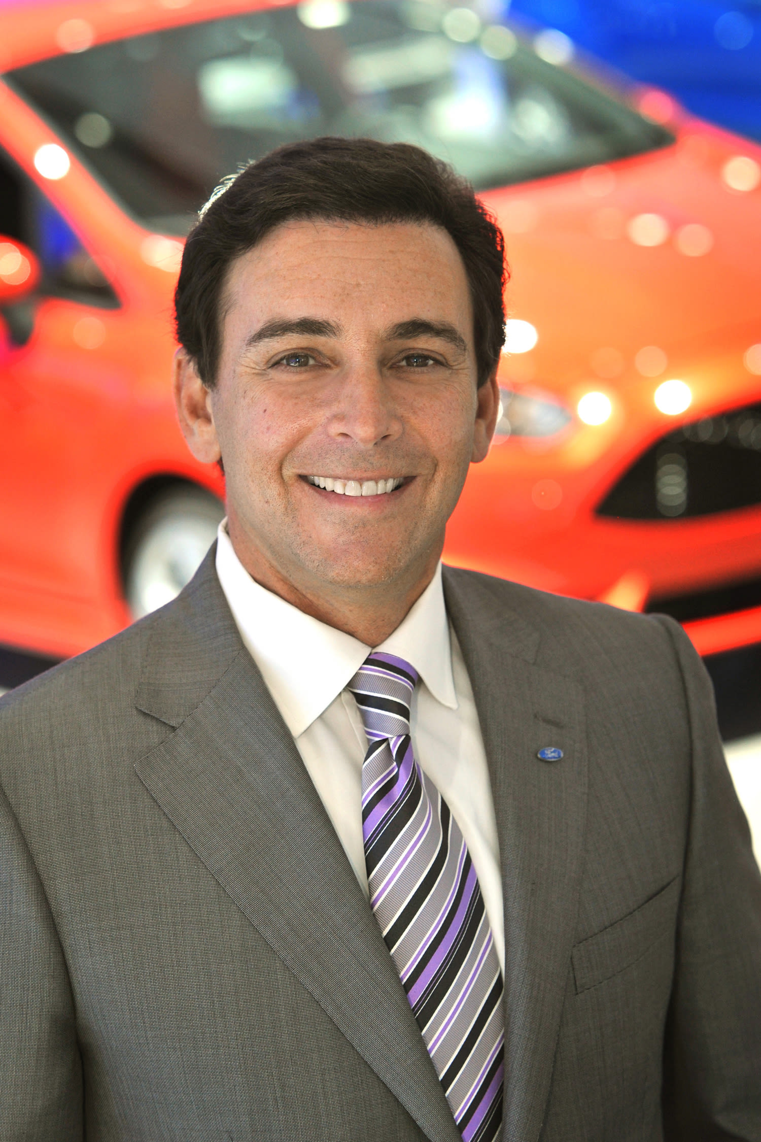 Mark Fields Named Ford President And Ceo Effective July 1