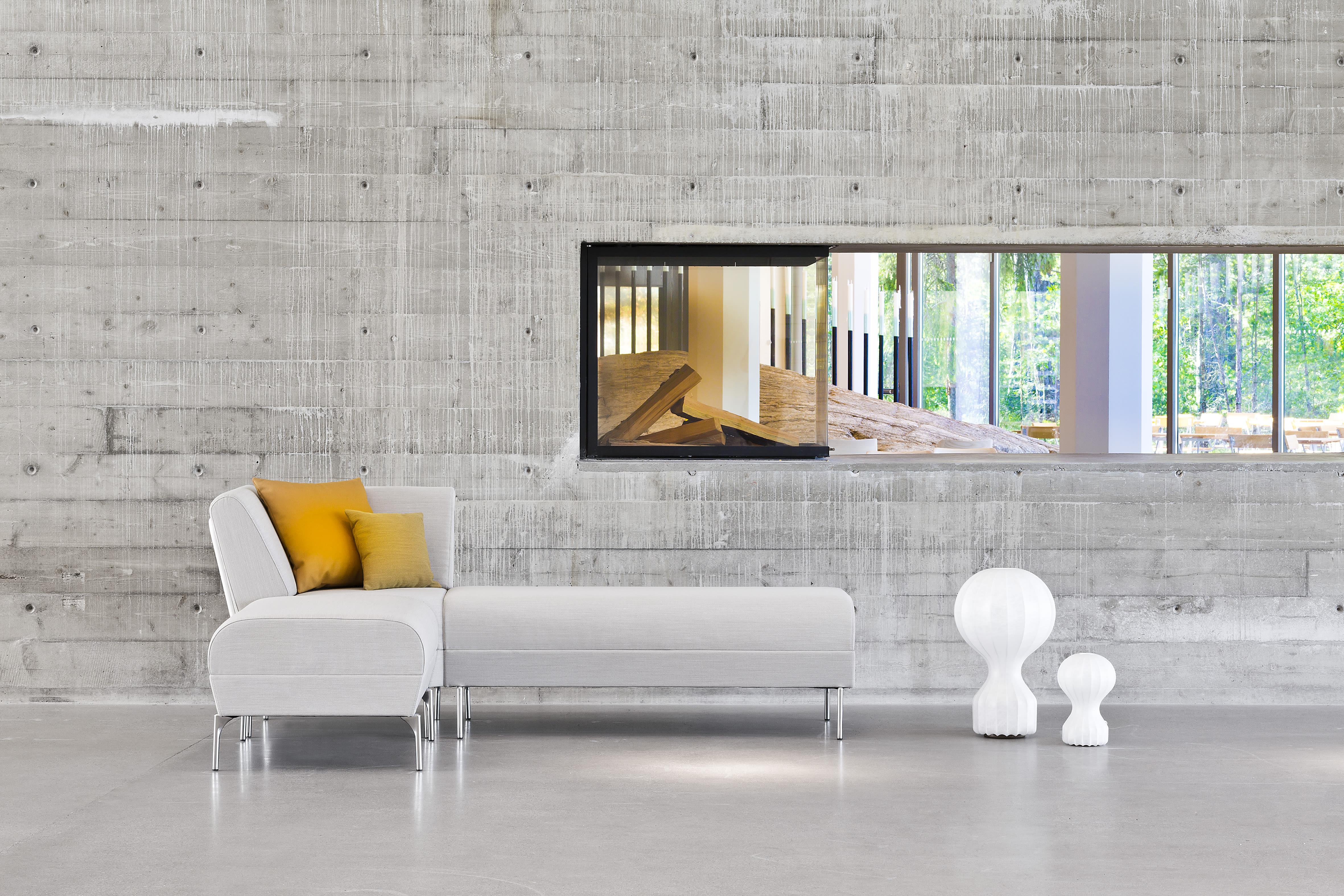 Addit modular sofa Lammhults Möbel AB