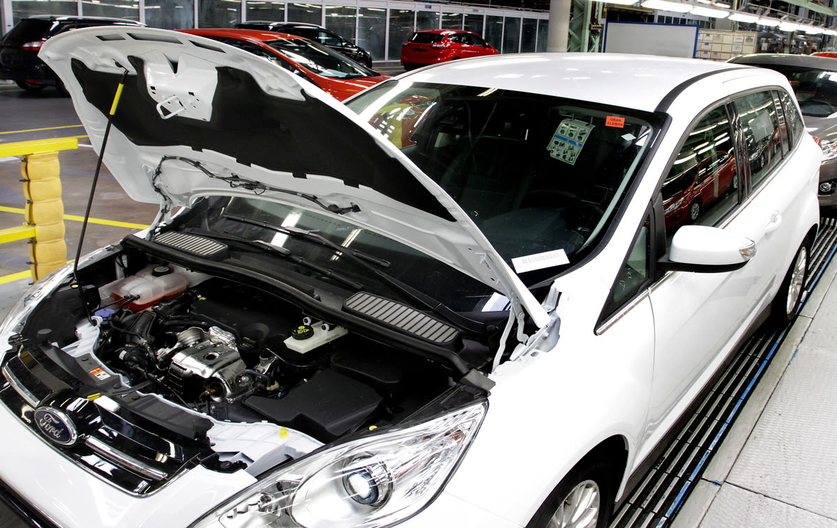 Fords prisbel nta motor 1 0 liters ecoboost motor nu Ford motor company press release