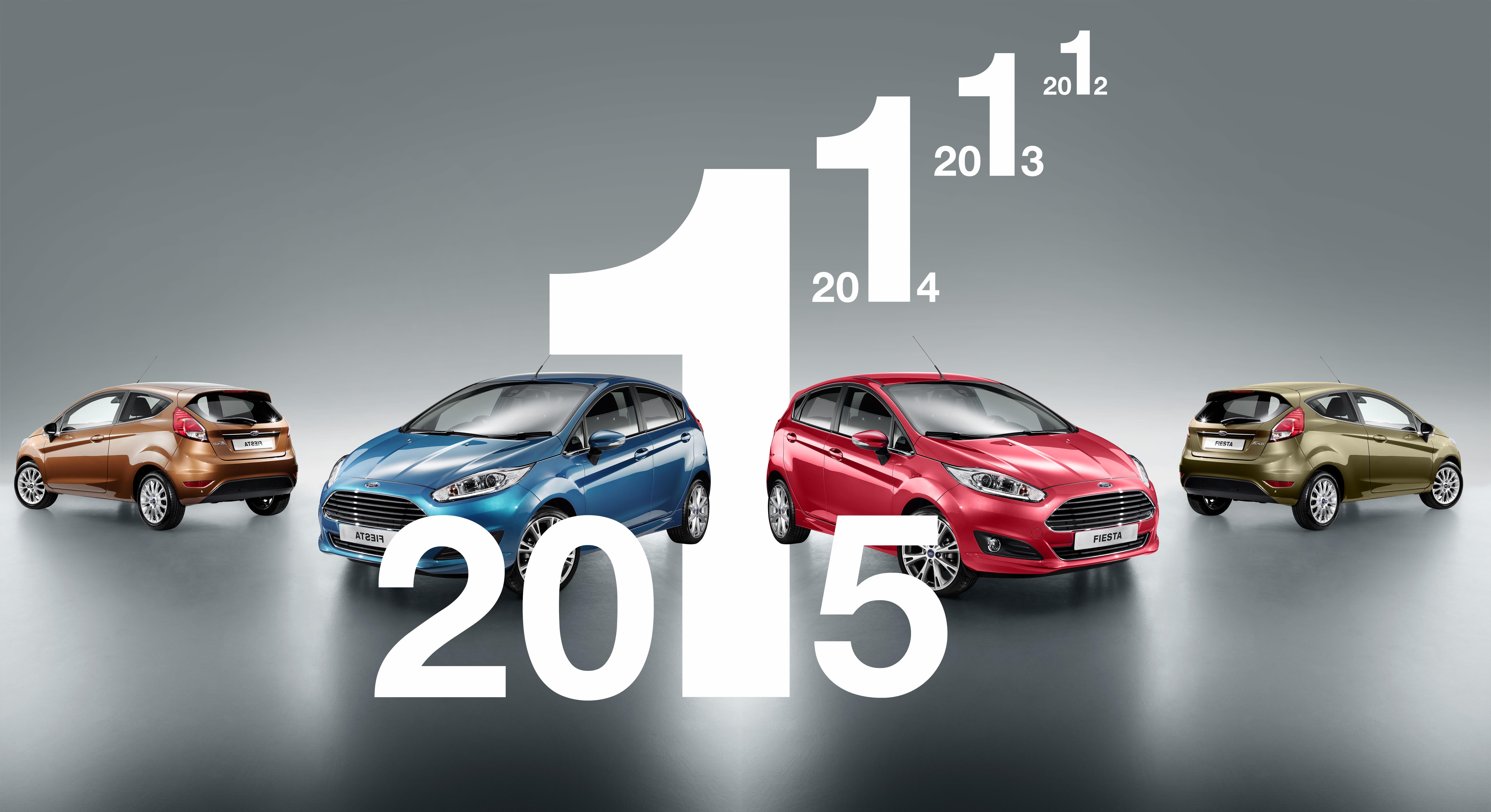 H r r sm bilen europ erna k pte allra mest 2015 f r Ford motor company press release
