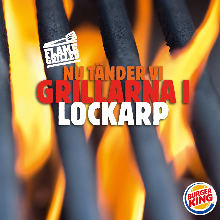 burger king lockarp