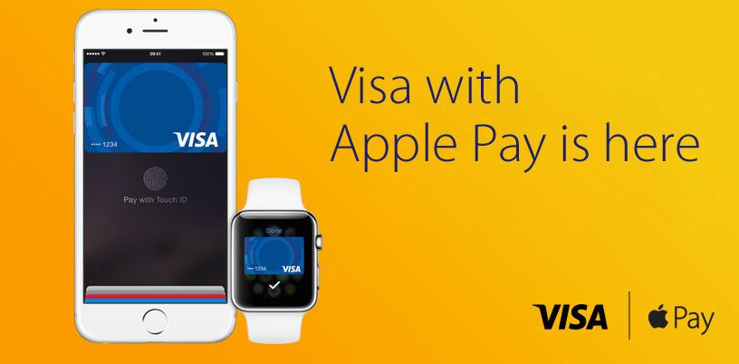 Visa Europe_Apple Pay