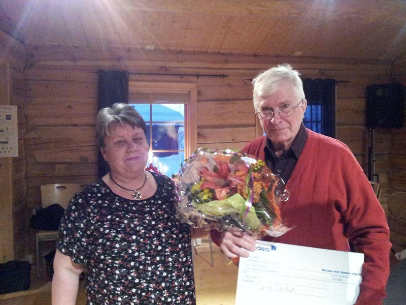 Vinnare i Mineraljakten 2012 – Norrbottens län