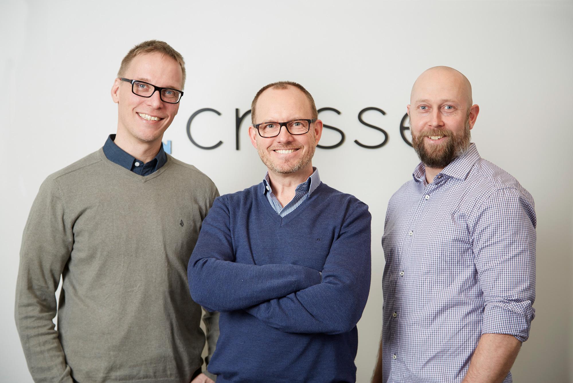 Crosser Technologies AB - pionjärer inom realtidsdata
