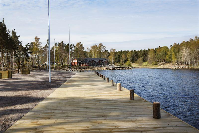 Furuviksparken storsatsar på ny havsnära camping och gästhamn