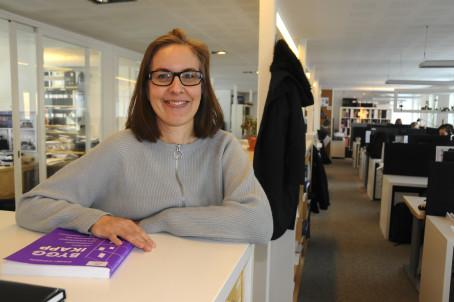 Möt Nina Larsson, Arkitekt på TM
