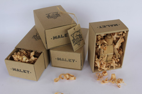 The Nicest Wooden Toy Packaging Designs