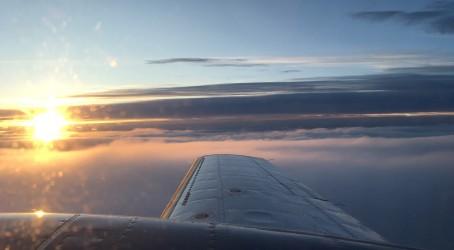 Rent flygbränsle i norr