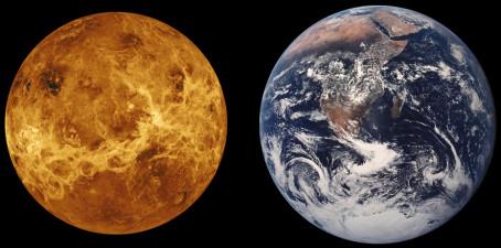 Återinvigning av planeten Venus