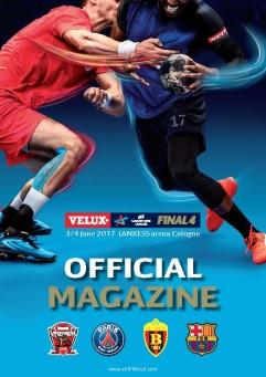VELUX EHF FINAL4: Druck für den Handball