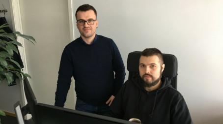 Programmerarna Oleksandr och Altrim får stanna i Sverige