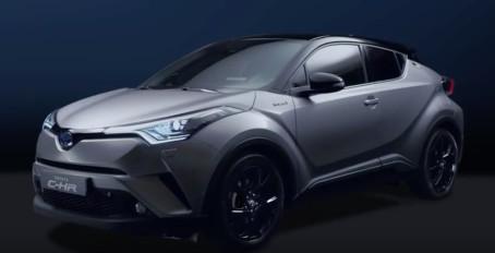 Viral in Szene gesetzt:  C-HR AMPYA-Edition von Toyota