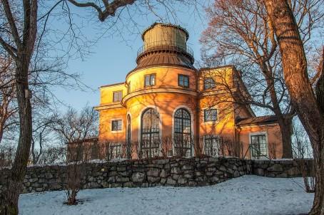 Gamla Observatoriet utvecklas