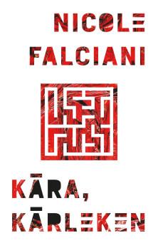 Nicole Falciani släpper boken Kära, kärleken på Lava förlag