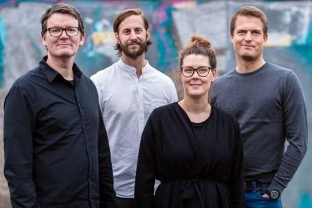 Ny ägarbild och nya medarbetare hos Collage Arkitekter i Skellefteå