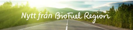 Aprilnytt från BioFuel Region