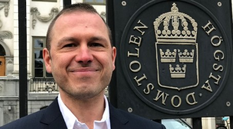 Vinst för Allan Eliasson mot staten i Högsta domstolen!