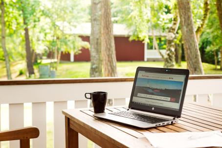 Avisita bidrar till att företagsbokningarna ökar hos campingkedjan First Camp