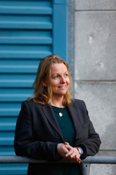 Kristina Bähr i Du & Jobbet