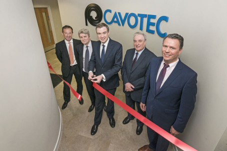 Cavotec UK marks opening of new premises