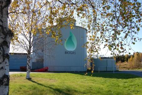 Biogas - en nyckel till cirkulär ekonomi
