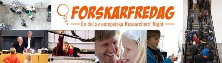 Fredagsmys med forskare i Stockholm!