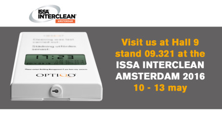 Better not miss Optiqo at ISSA Amsterdam