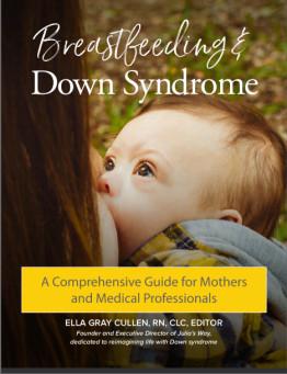Ny bok om amning och Downs syndrom (på engelska)