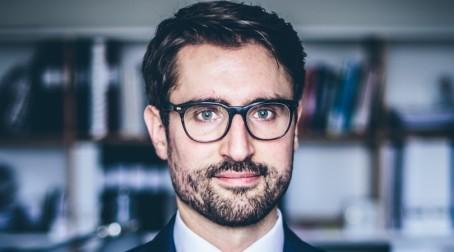 Fredrik Bergman ny chef för Centrum för rättvisa